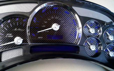 Gm Carbon Fiber Gauges
